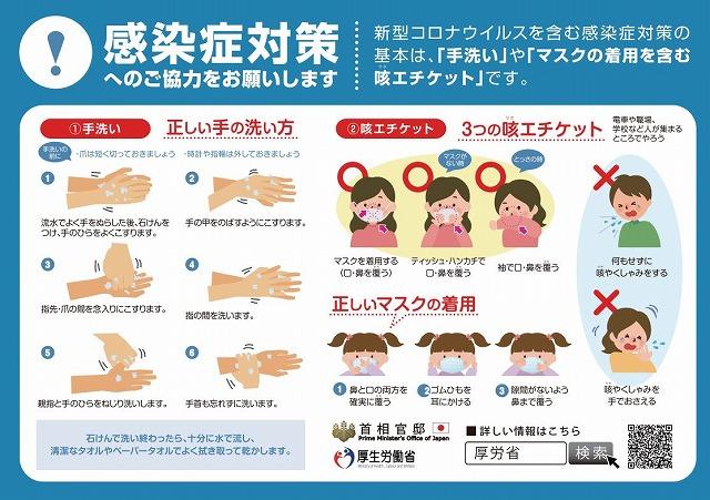 コロナウイルス感染症対策