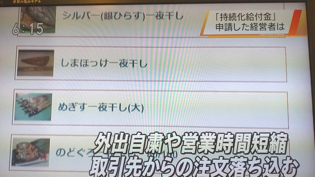 居酒屋応援隊 NHKインタビュー