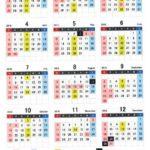 居酒屋応援隊年間カレンダー
