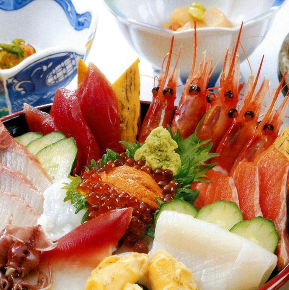 海華丸大漁海鮮丼
